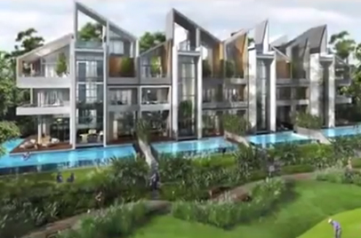 rise resort residences greater noida west golf villas rise resort residences greater noida